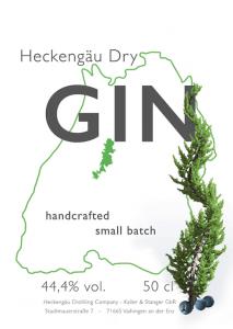 Heckengäu Dry Gin